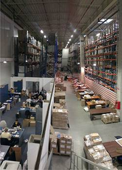 Logistique / Fulfillment